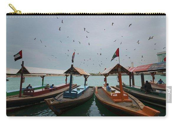 Merchants Of Dubai Carry-all Pouch