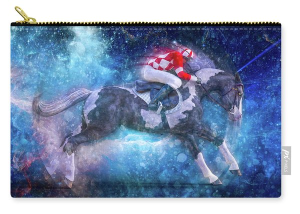 Merlin's Compass By Betsy Knapp Carry-all Pouch