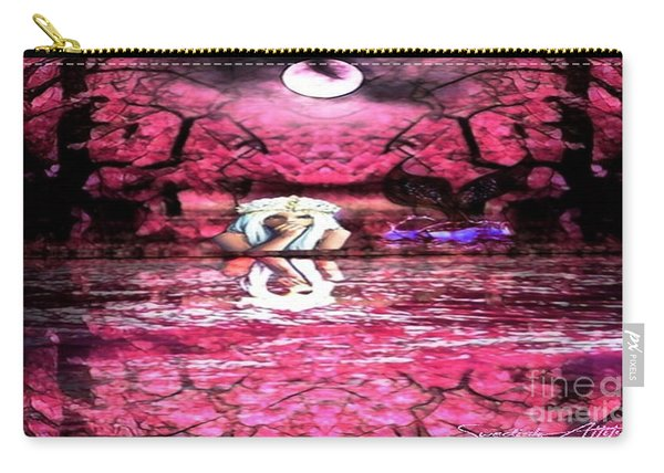 Mermaid Astrid Carry-all Pouch