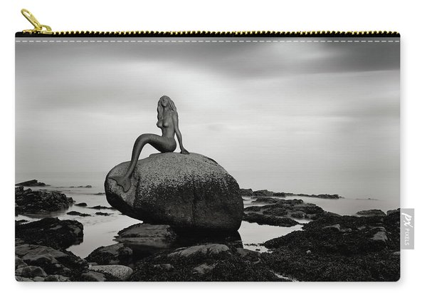 Mermaid Of The North Mono Carry-all Pouch