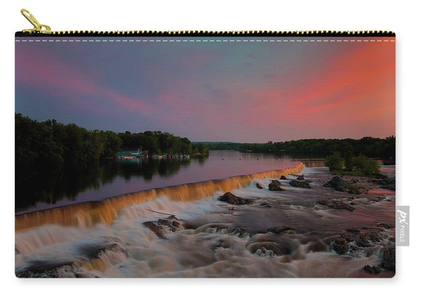 Merrimack River Falls Carry-all Pouch