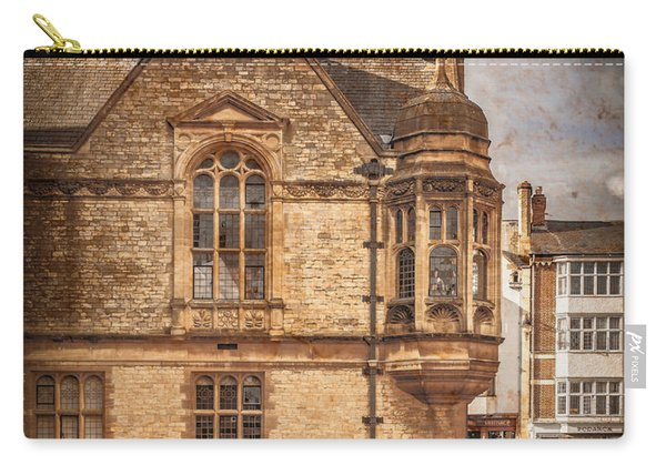 Oxford, England - Merton Street Carry-all Pouch