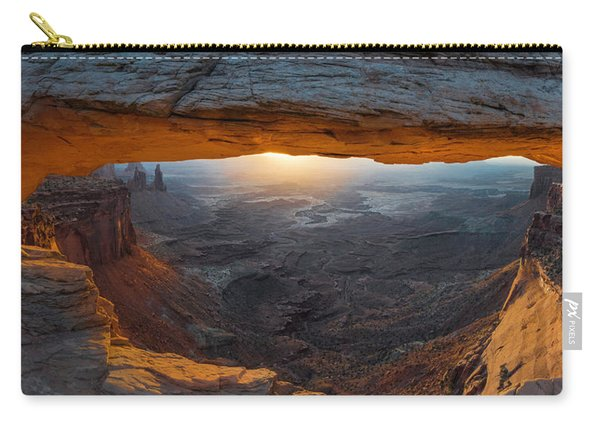 Mesa Arch - Ultra Wide Perspective Carry-all Pouch