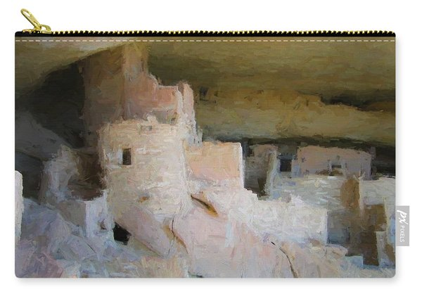 Mesa Verde Oil Carry-all Pouch