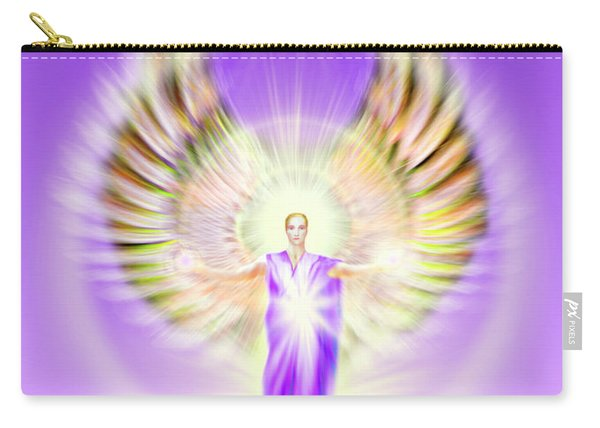 Metatron - Pastel Carry-all Pouch