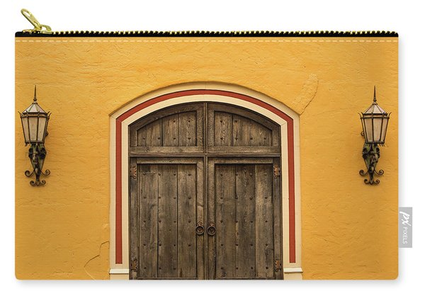 Mexican Door Carry-all Pouch