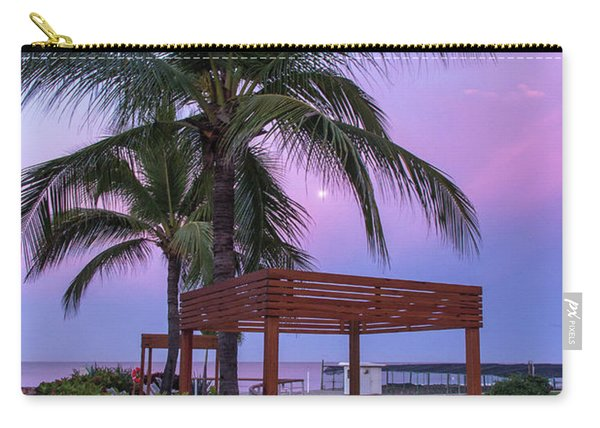 Mexican Moonrise Mexican Art By Kaylyn Franks Carry-all Pouch