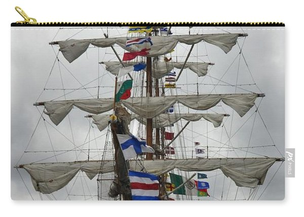 Mexican Navy Ship Carry-all Pouch