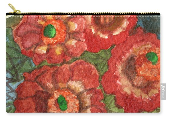 Mexican Pincushion Carry-all Pouch