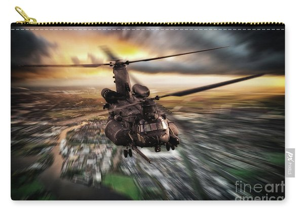 Mh-47 Chinook Carry-all Pouch