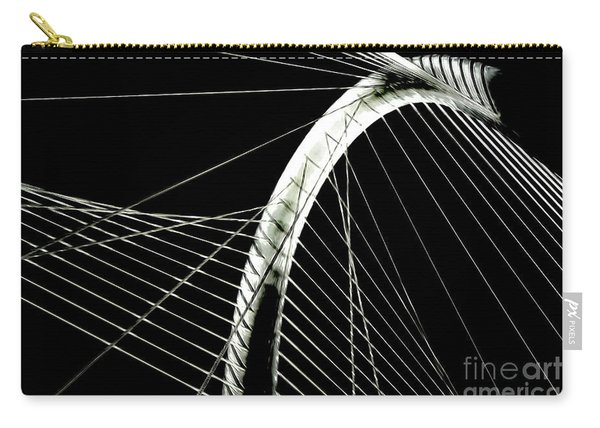 Mhhbridge Morning Fog Carry-all Pouch