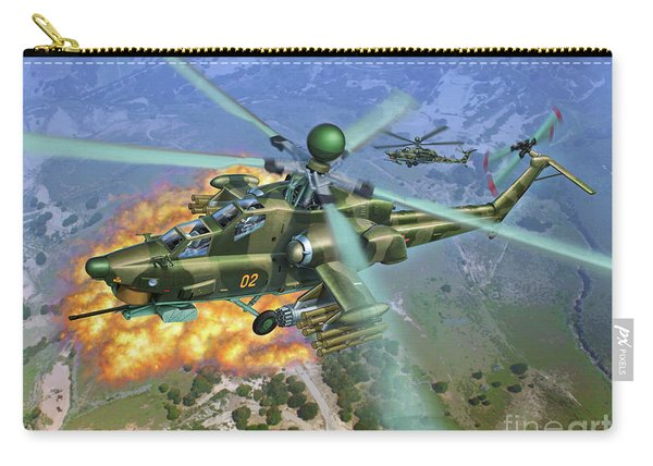 Mi-28 Havoc Carry-all Pouch