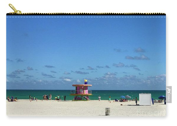Miami Beach Carry-all Pouch