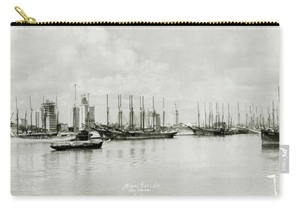 Miami, Florida Circa 1925  Carry-all Pouch