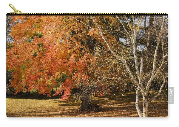 Michigan Autumn 1 Carry-all Pouch