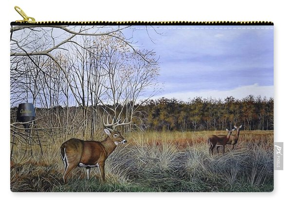Take Out - Deer Carry-all Pouch