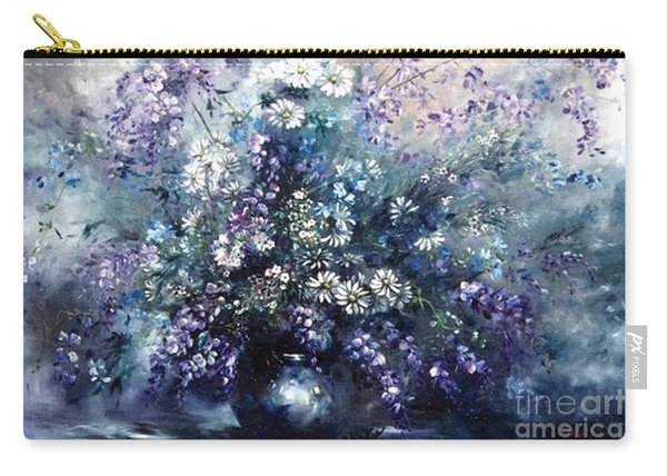 Mid Spring Blooms Carry-all Pouch