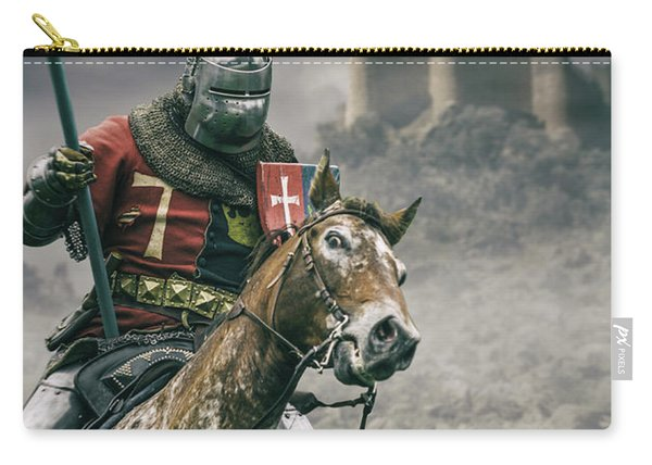 Middle Ages Knight Carry-all Pouch