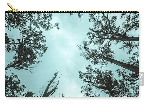 Midnight Canopy Carry-all Pouch