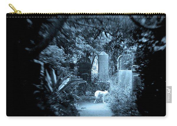 Midnight In The Garden O Carry-all Pouch