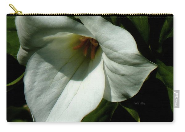 Midnight In The Garden Carry-all Pouch