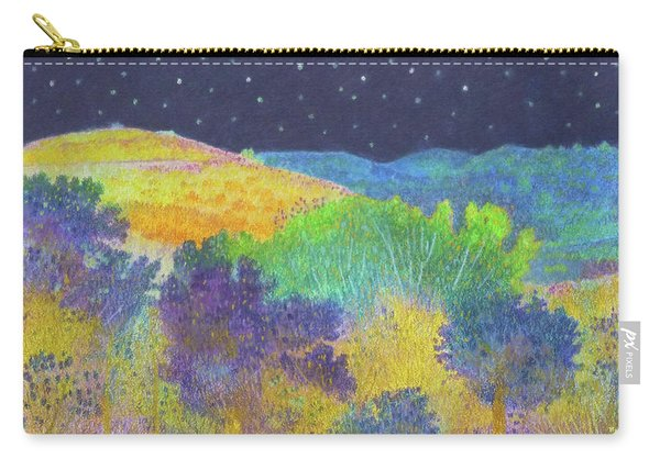 Midnight Trees Dream Carry-all Pouch