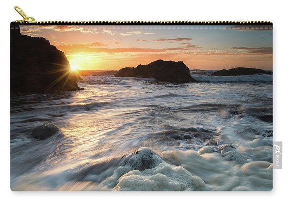 Pescadero Sunset Carry-all Pouch