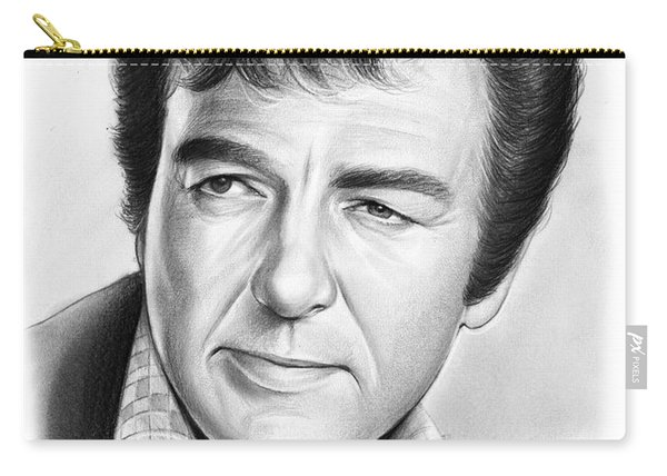 Mike Connors Carry-all Pouch