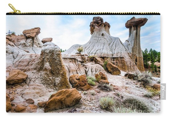 Mikoshika State Park Carry-all Pouch