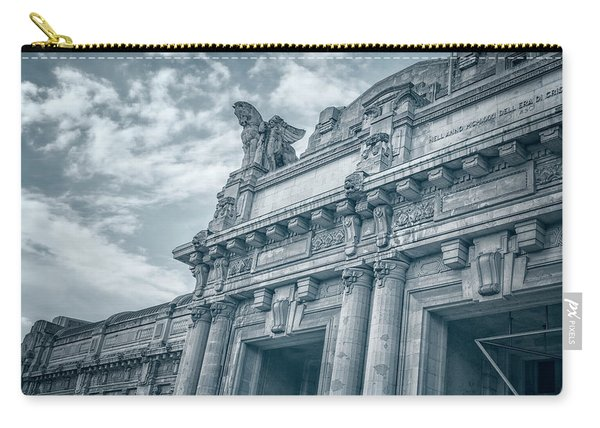 Milano Centrale II Carry-all Pouch