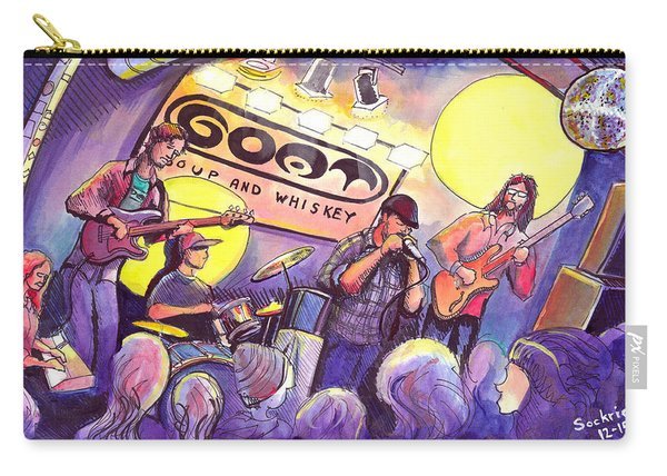 Miles Guzman Band Carry-all Pouch