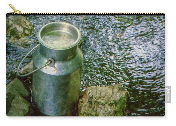 Milk Can - Wales Carry-all Pouch