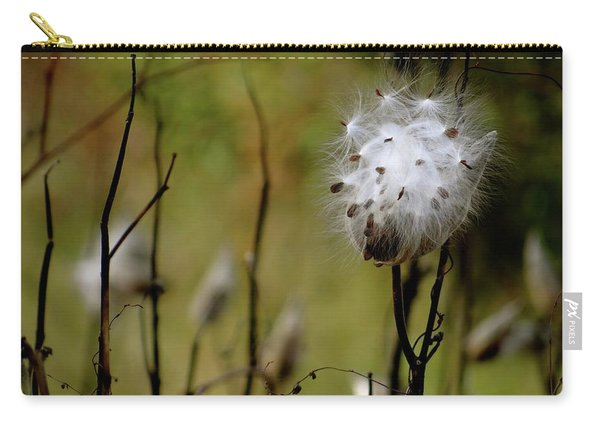 Milkweed In A Field Carry-all Pouch