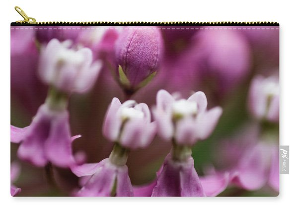 Milkweed Macro Carry-all Pouch