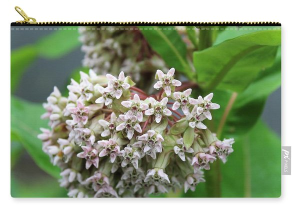 Milkweed Carry-all Pouch