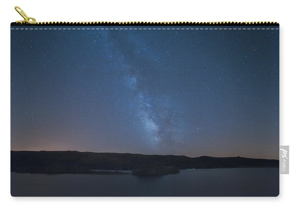 Milky Lagoon Carry-all Pouch