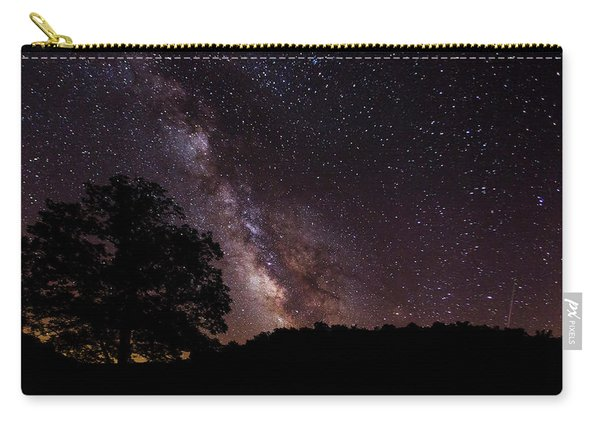 Milky Way And The Tree Carry-all Pouch
