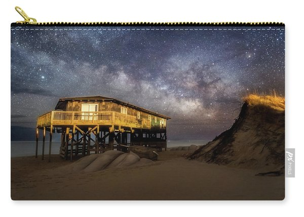 Milky Way Beach House Carry-all Pouch