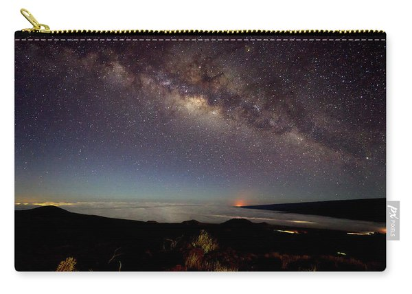 Milky Way From Mauna Kea Carry-all Pouch