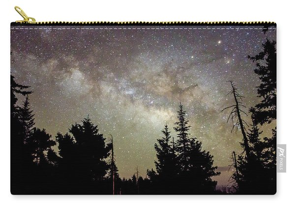 Milky Way From Mt. Graham Carry-all Pouch