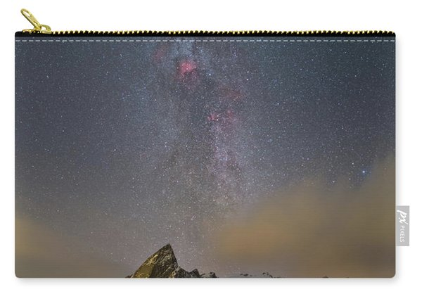 Milky Way In Lofoten Carry-all Pouch