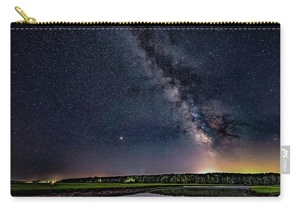 Milky Way On The Eastern Trail Carry-all Pouch