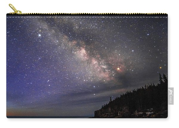 Milky Way Over Boulder Beach Carry-all Pouch