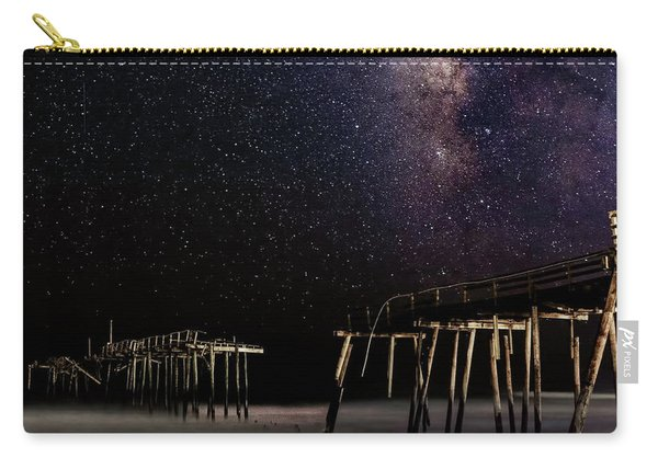 Milky Way Over Frisco Carry-all Pouch