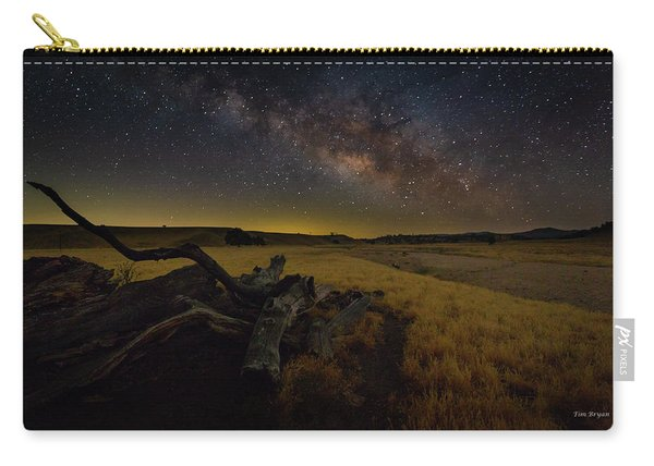 Milky Way Over The Canyon  Ranch Carry-all Pouch