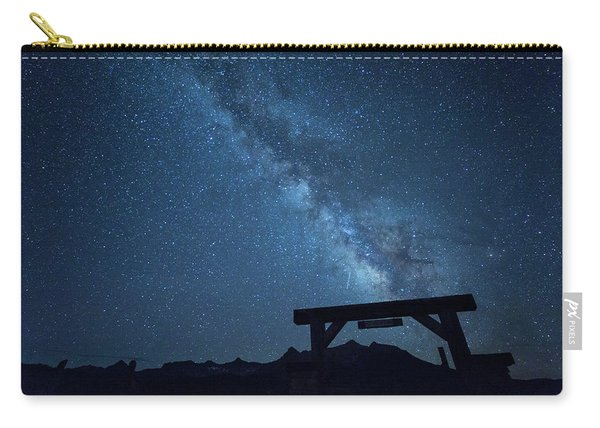 Milky Way Ranch Carry-all Pouch