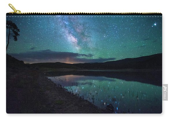 Milky Way Reflections Carry-all Pouch