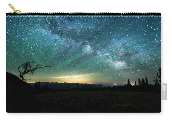 Milky Way Rising Carry-all Pouch