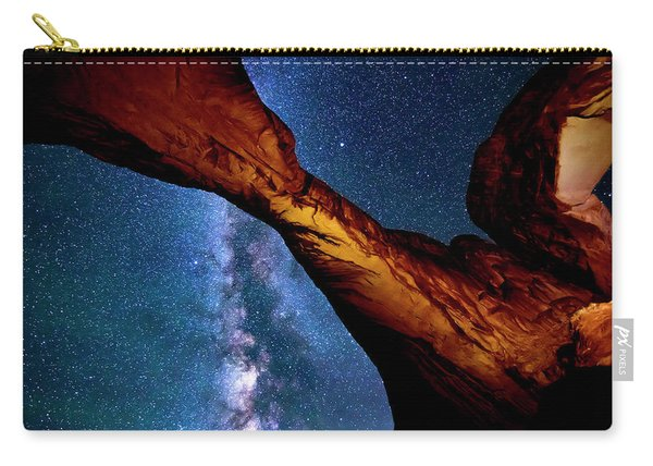 Milkyway At Arches Carry-all Pouch
