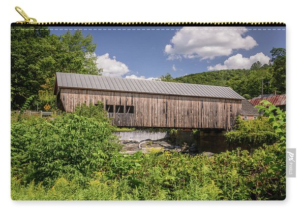 Mill Bridge Carry-all Pouch